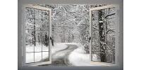 Зимние скидки на окна ПВХ — 20%, и это ещё не всё!