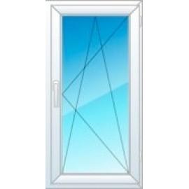 Одностворчатое окно REHAU Sib-Design