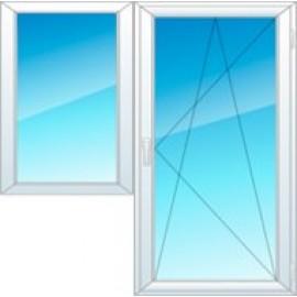 Балконный блок KBE_Expert, среднеценовая категория