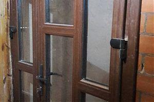 Ламинированые двери ПВХ